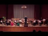 ОРНИ УУИ.  А.Цыганков-Вариации на тему цыганской народной песни
