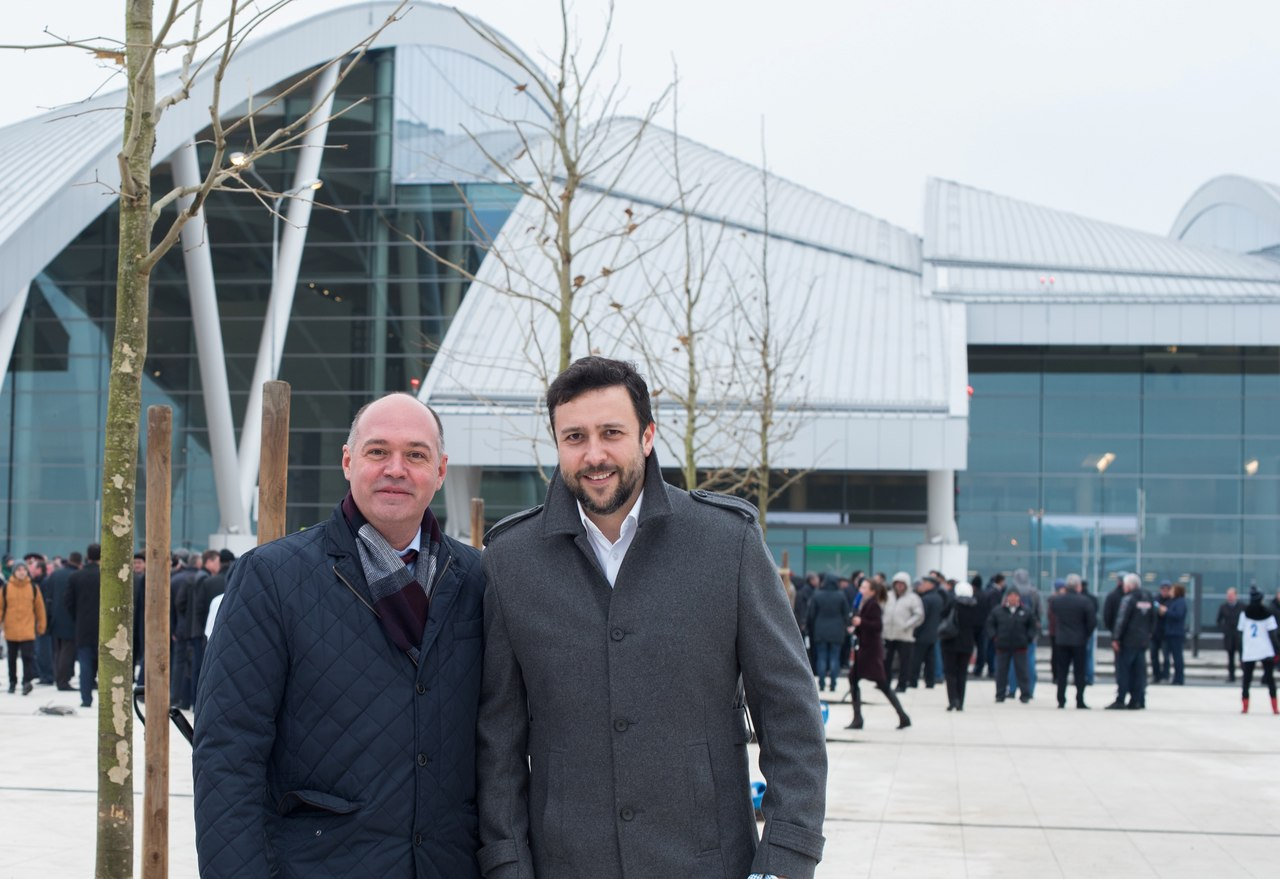 «МегаФон» завершил строительство сети в аэропорту «Платов»