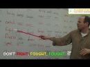 Irregular Verb Rap Song Stick, Stuck, Stuck by Fluency MC ORIGINAL VERSION with