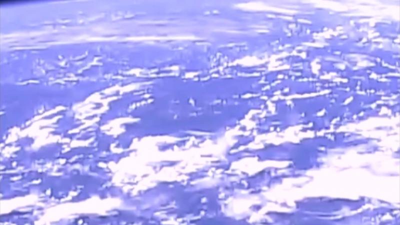 Poltergeist on the international space station
