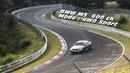 BMW M5 F90 Nürburgring hot lap onboard