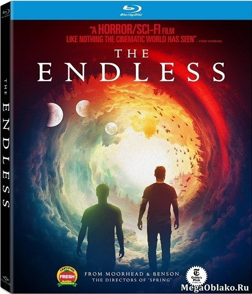 Паранормальное / The Endless (2017/BDRip/HDRip)