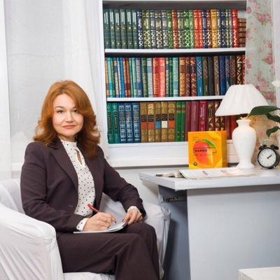 Ольга Хорошавина