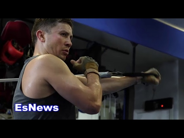 Inside Camp With GGG For Canelo 2 Fight Golovkin Working Hard EsNews Boxing