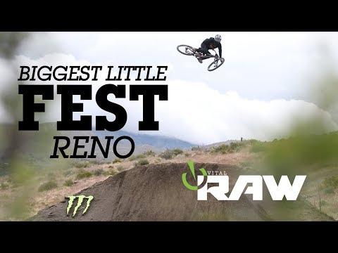 Vital RAW - CAM ZINK'S BIGGEST LITTLE FEST RENO