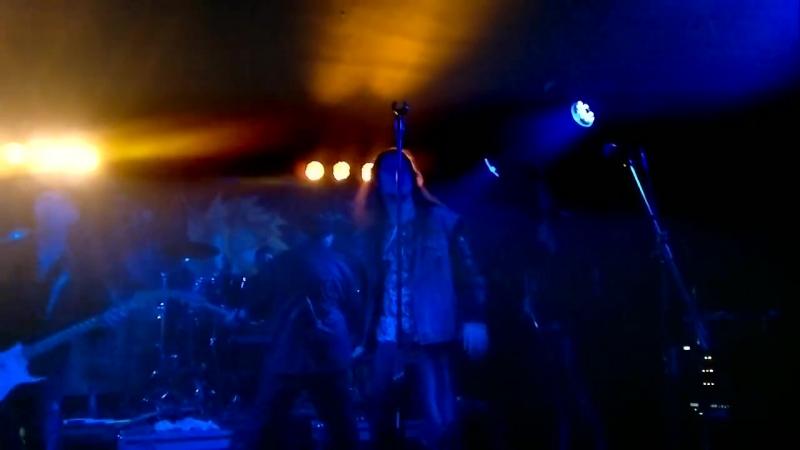 Blind Trust - Live in MONA CLUB 16-03-2013