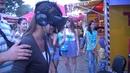 Виртуальная реальность Американские горки по крепости УЛЯ
