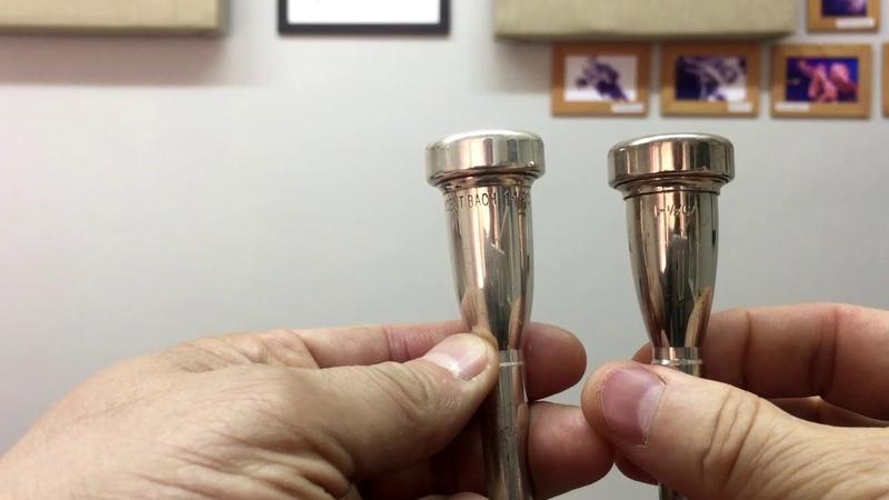 Сравнительный тест мундштука Bach Stradivarius 1.5C и китайских мундштуков размера 1.5С