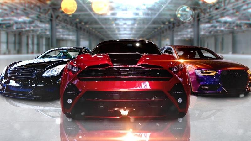 Шедевры авто тюнинга 2018 Auto tuning show