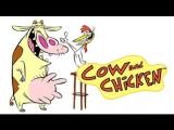 Vaca y Pollo 4x13 - El blues de Vaca y Pollo - La balada de Vaca y Pollo - Mandril ser buen vendedor