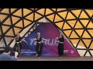 Всероссийская танцевальная гонка. Томск