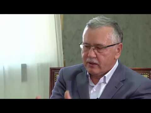 Анатолій Гриценко про зраду міністрів оборони України Лебедєва і Саламатіна