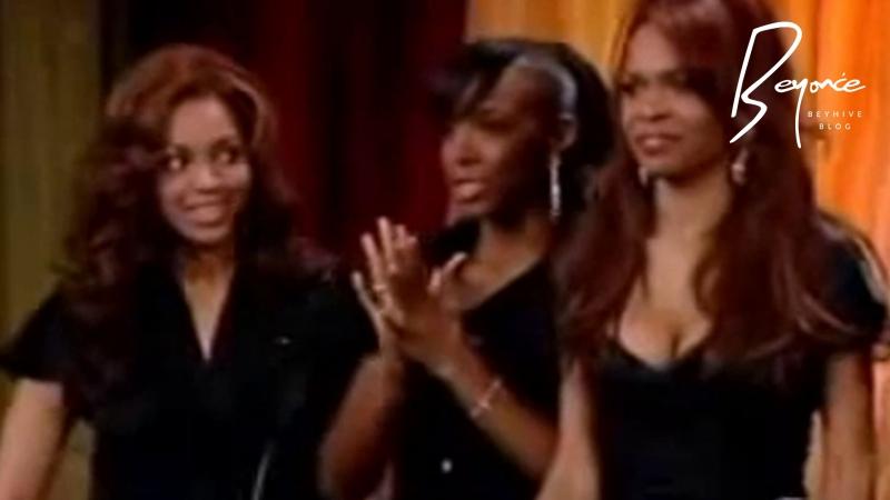 Destiny's Child    Destiny's Challenge [2002]