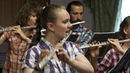 тема из к/ф Звездные войны (Дж.Уильямс) - Камерный ансамбль FluteVirtuosus - Анна Махова