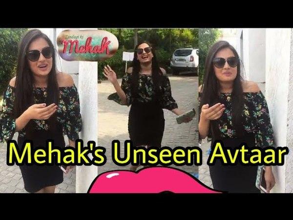 Samiksha jaiswal aka Mehak's realUnseen avtaar will shock you  MEHRYA Full Video