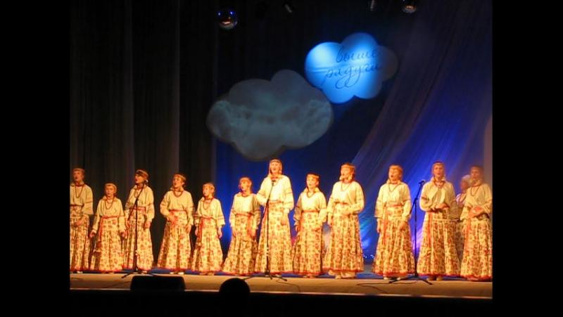 Жаворонки Краевой фестиваль Гознак