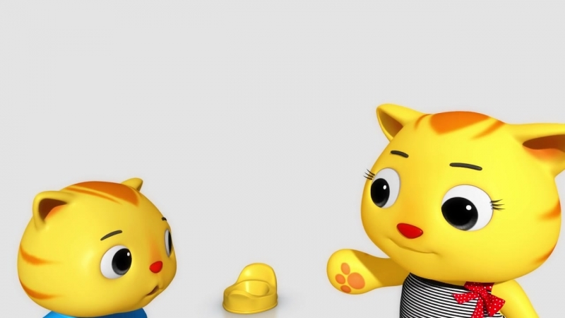 Potty Song Part 2 - Nappy Version Nursery Rhymes Original Songs By LittleBabyBum!