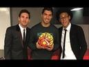 Messi Suarez Neymar MSN 2017 ► Swag, Clothing Looks HD