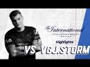 Winstrike Team Highlights, The International 2018: Match vs VGJ.Storm