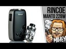 Rincoe Manto 228w kit. Стартовый набор для начала.🎷🎻🎹🎸