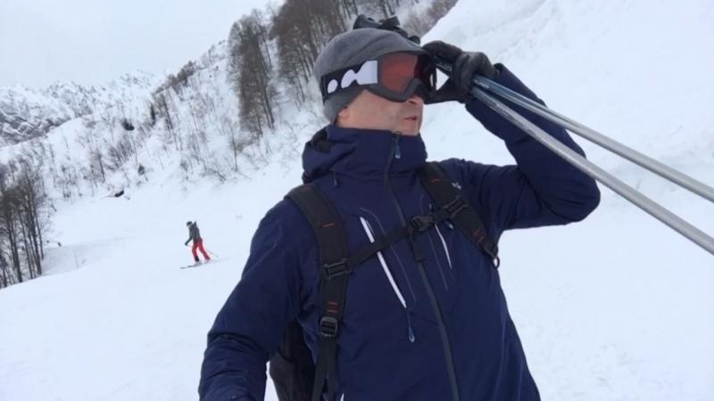 Сочи, лыжи!