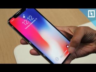 Экспресс-тест Iphone X