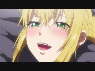 Shoujo ramune / hentai / хентай / uncensored / без цензуры / green eyes: ane kyun! yori the animation
