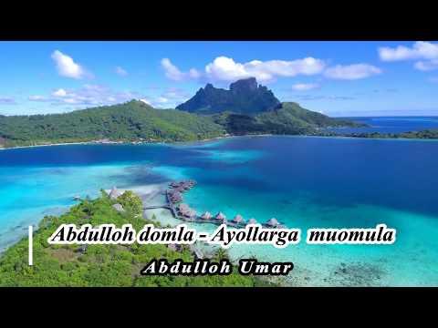 Abdulloh domla - Erkaklarga nasixat