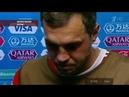 Итервью АРТЕМ ДЗЮБА ПОСЛЕ МАТЧА Россия Хорватия ЧМ 07 07 2018 Дзюба плаче т очень трогательно