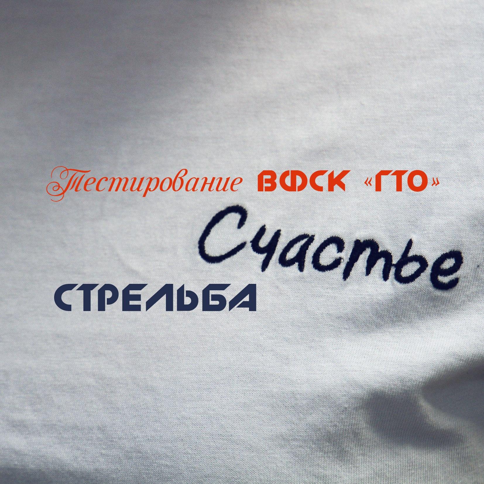 ТЕСТИРОВАНИЕ ВФСК ГТО Стрельба