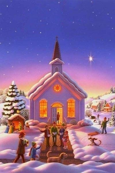 Рождественский праздник для детей в Успенском храме