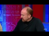 Louis CK passionately defends his actions