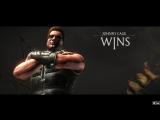 Mortal Kombat XL Johnny Cage X-Ray