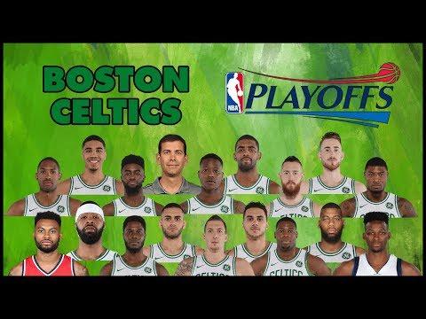 Boston Celtics    Playoff Hype    17-18