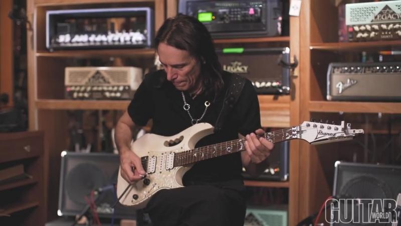 The Steve Vai Guitar Method - Episode 2 - Technique