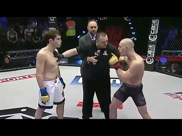 CONOR McGREGOR VS DAVE HILL I КОНОР МАКГРЕГОР VS ДЭВ ХИЛЛ