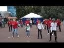 Библиотекари танцуют на книжном фестивале в Челябинске
