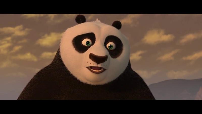 Как обрести внутренний покой Отрывок из мультфильма Кунг фу панда 2