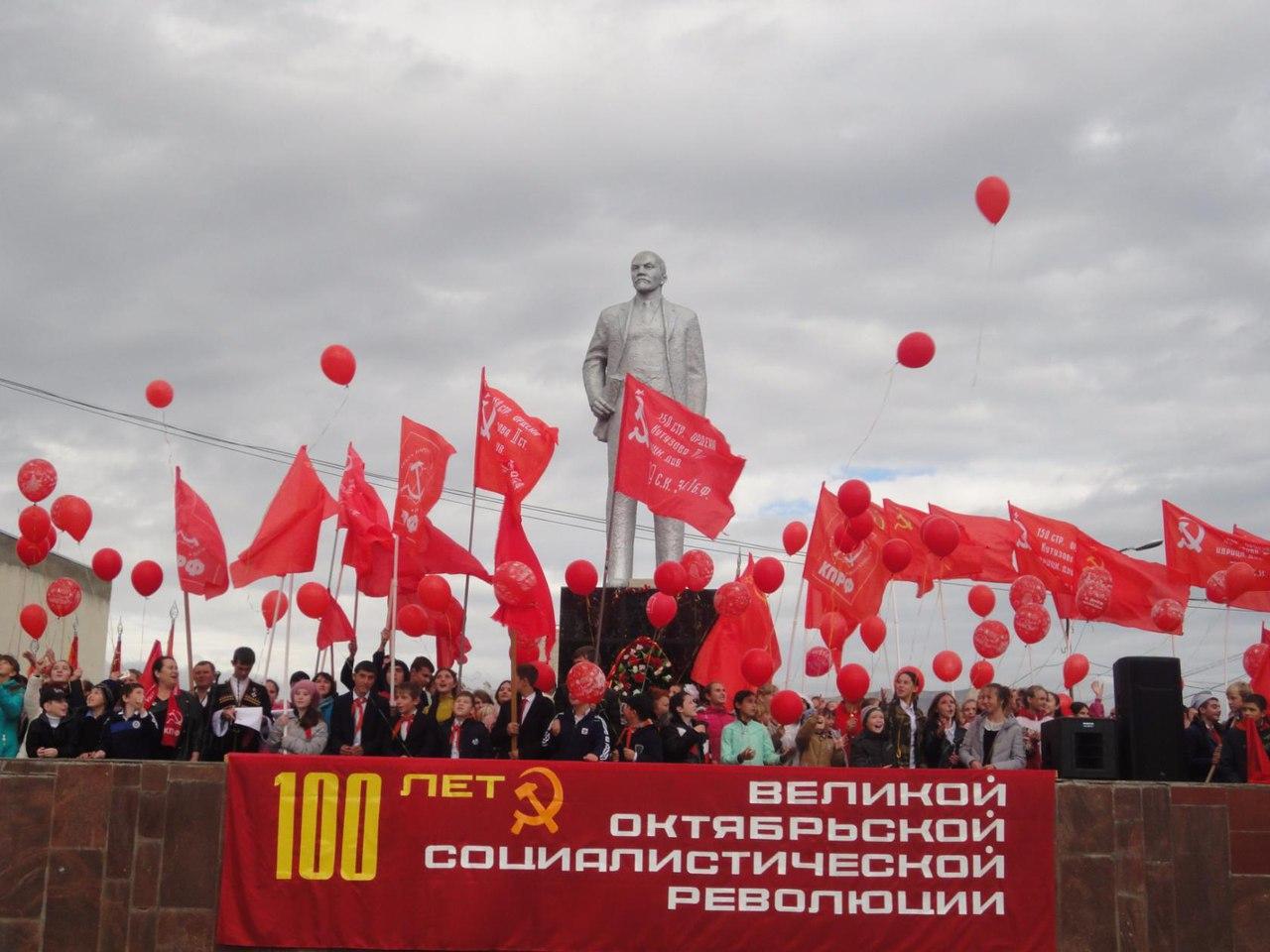 Более 1000 человек посетили митинг в Зеленчукской