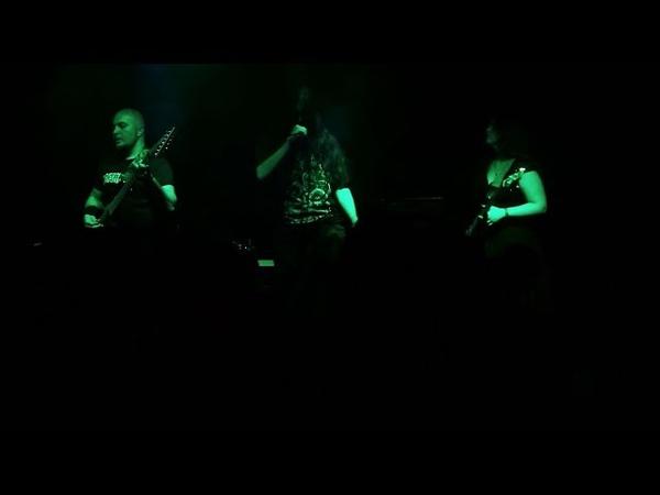 Encephalotomy I Cadavre Official Live Videoclip