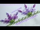 Lavanta çiçeği igne oyası modeli anlatımlı yapılışı 📣 📣
