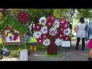 Фестиваль цветов Мой красочный цветной Октябрьский район