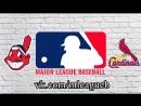 Cleveland Indians vs St. Louis Cardinals | 25.06.2018 | IL | MLB 2018 (1/3)