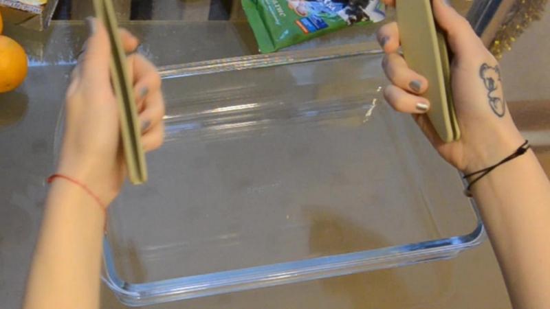 Тест драйв жаропрочной стеклянной формы от Berghoff за 599 руб 20 фишек
