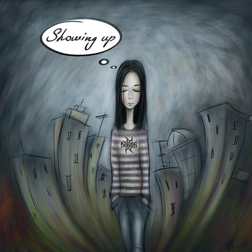 Новый сингл 'Showing Up' от синтипоп проекта N-616