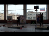 Толчок 95+  Антал Шандор  ,  Трушков Кирилл