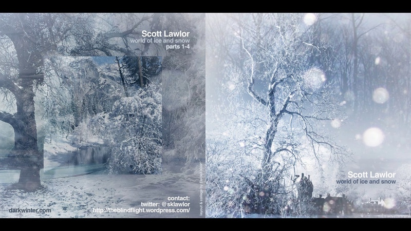 Scott Lawlor - World of Ice and Snow [Full Length Drone Ambient Album]
