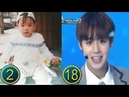 Park Ji Hoon Pre-debut | Transformation from 2 to 18 Years Old