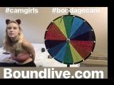 девушки в наручниках www.boundlive.com