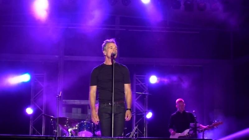 La Manic - Bruno Pelletier au Parc Roland-Beaudin 12.07.2018